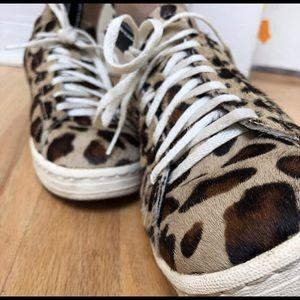 Adidas campus 80s Fur By Kazuki / leopard